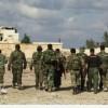 Suriye Ordusu, Dera Kırsalında Teröristlere Yönelik Operasyonlarını Sürdürdü…