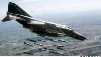 Türkiye savaş uçakları, Suriye sınırındaki teröristleri koruyor