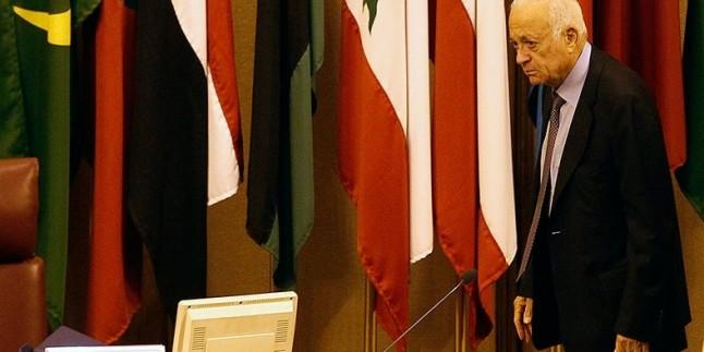 Arap Birliği Genel Sekreteri Lübnan'ı Ziyaret Edecek…