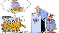 Karikatür: Büyük Şeytan ABD'nin Uşağı BM…