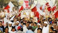 Bahreynliler, Yemen halkına destek gösterisi düzenledi