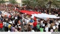 Bahreyn halkı Şeyh Ali Selman'ın serbest bırakılmasını istedi
