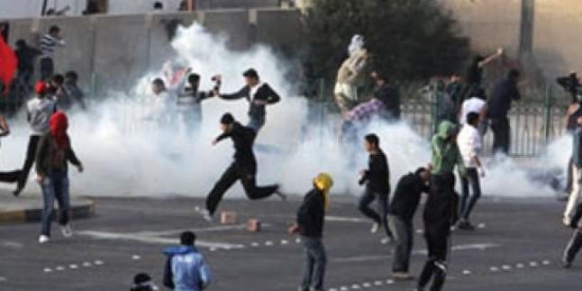 Bahreyn Hükümeti Gaz Maskesi Satımını Yasakladı.