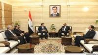 Suriye Başbakanı Halaki: Yeniden İnşa Sürecini Omuzlayacak Asıl Güç İşçilerdir…