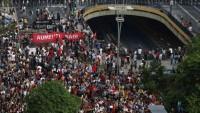 Brezilya'da Ulaşım Zammı Protesto Edildi: 13 Kişi Gözaltına Alındı…