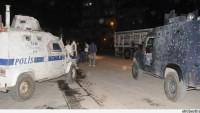 Cizre'de Polise Rokeratarlı Saldırı; 2 Polis Yaralı!