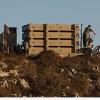 Korsan İsrail etkisiz Demir Kubbe sistemini Lübnan sınırına kaydırdı