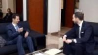 Beşar Esad: Karar Verecek Tek Taraf Suriye Halkıdır…