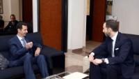 Beşar Esad: Teröristlere Desteğini Kesmesi Yönünde Türkiye'ye Hiçbir Baskı Yapılmadı…