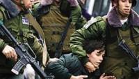 Filistinli Çocuklara Saldıran Siyonist Askerler, Terfi Ettirildi