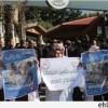 Gazze'de İş Yavaşlatma Eylemi Yapıldı