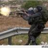 Dün Gazze Şeridi'nin Es-Selatin Bölgesinde Korsan İsrail Askerlerinin Saldırısı Sonucu Filistinli Bir Genç Yaralandı