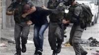 İşgal Güçleri Beytlahim'de Filistinli Bir Genç Kızı ve Kardeşini Gözaltına Aldı