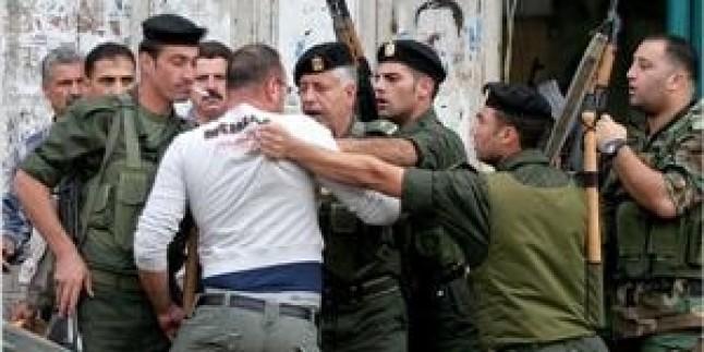 Abbas Güçleri Batı Yaka'da 2 Filistinliyi Tutukladı…