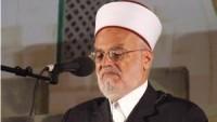 Şeyh İkrime Sabri, Filistinlilere arefe günü Mescidi Aksa'ya gitme çağrısı yaptı