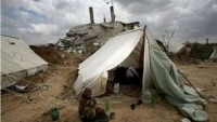 Gazze Halkı Yeniden İmarın 2015'te Bir An Önce Başlatılmasını İstiyor…
