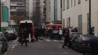 Fransız mizah dergisine silahlı saldırı: 12 ölü