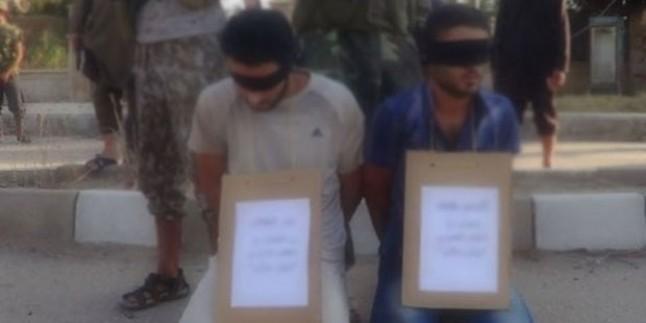 IŞİD Teröristleri 2 Iraklı Gazeteciyi Öldürdü…