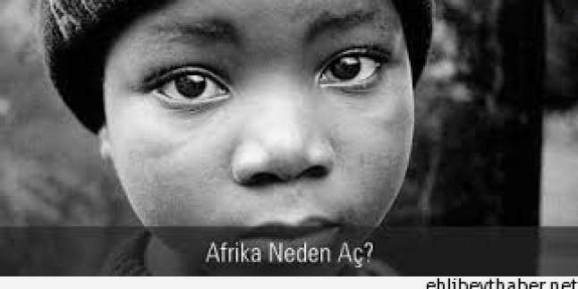 Batılı Ülkeler Afrika'ya Yaptıkları Yardımın Fazlasını Afrika'dan Tekrar Geri Alıyorlar…