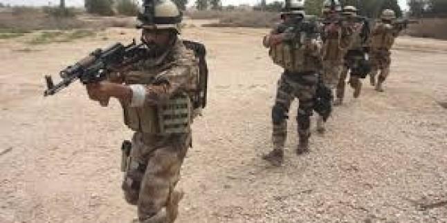 Irak Ordusu 4 Köyü Daha IŞİD Teröristlerinden Temizledi…