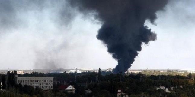 Donetsk Kentinde Çatışma Çıktı: 4 Ukrayna Askerinin de Bulunduğu 6 Kişi Hayatını Kaybetti…