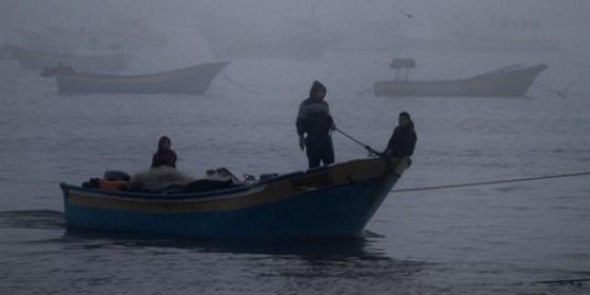 Gazze Açıklarında Balıkçı Teknesi Alabora Oldu