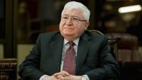 Irak Cumhurbaşkanı Fuad Masum, Bağdat'ın Tahran'la olan stratejik münasebetlerine vurgu yaptı