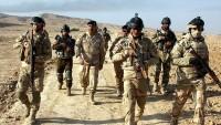 Irak Ordusu, Bağdat'ın Çeşitli Bölgelerinde 33 Teröristi Öldürdü…