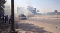 Irak'ın Salahaddin Kentinde Düzenlenen İntihar Saldırısında 4 Kişi Şehid Olurken 5 Saldırgan Öldü…