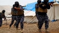 Irak'ta Gönüllü Halk Birlikleri Askeri Eğitimlerini Tamamladı…