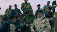 Yaşlı Mücahitler Fetvalara Uyarak Savaş Meydanlarında Silah Kuşandı…
