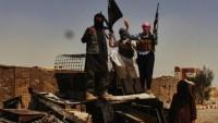 Irak ordusu IŞİD'in mühimmat deposunu imha etti