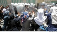 Siyonist İşgal Güçleri Geçen Yıl 112 Filistinli Kadını Tutukladı…