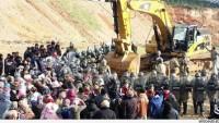 Halk, Tarım Arazilerinin Maden Sahasına Çevrilmesine İzin Vermiyor.
