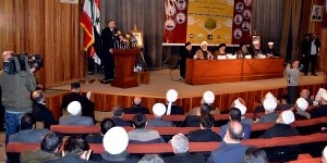 Suriye'de 11. İslam Alimleri Sempozyumu Başladı…
