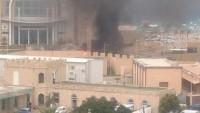 Trablus'ta Otele Bombalı Saldırı Düzenlendi…