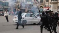 Mısır'da Mübarek'in Serbest Bırakılmasını Protesto Edenlere, Polis Ateş Açtı…