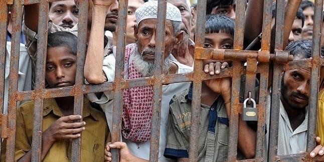 Myanmar'da 20 Müslümana hapis cezası