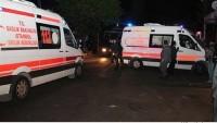 Bingöl'de feci kaza: 48 yaralı