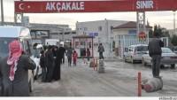 Akçakale'deki 25 Bin Suriyeli 2014'te Ülkelerine Geri Döndü