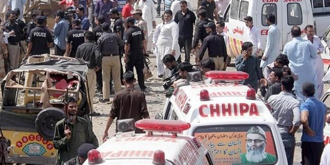Pakistan'da Futbol Sahasına Bombalı Saldırı Düzenlendi: 5 Ölü 8 Yaralı…