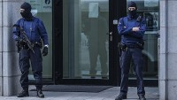 Belçika'da 15 Şüpheli Gözaltına Alındı…