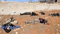 Suriye ordusundan teröristlere pusu