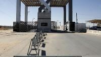 Filistinliler, Refah Kapısının Daimi Olarak Açılmasını İstiyor