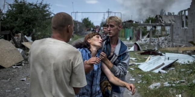 BM: Ukrayna'da 1 Milyon 200 Bin Kişi Evsiz Kaldı…
