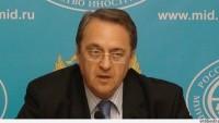 Rusya, Suriye Muhaliflerini Müzakereye Davet Etti.