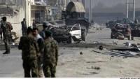 Afganistan'da Polis Aracına Bombalı Saldırı Düzenlendi…