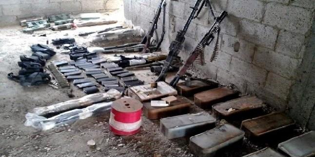 Suriye askerlerinin teröristlere karşı başarıları devam ediyor