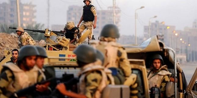 Mısır'dan Sina'da büyük operasyon