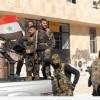 Homs Kırsalında Birçok Terörist Etkisizleştirildi…